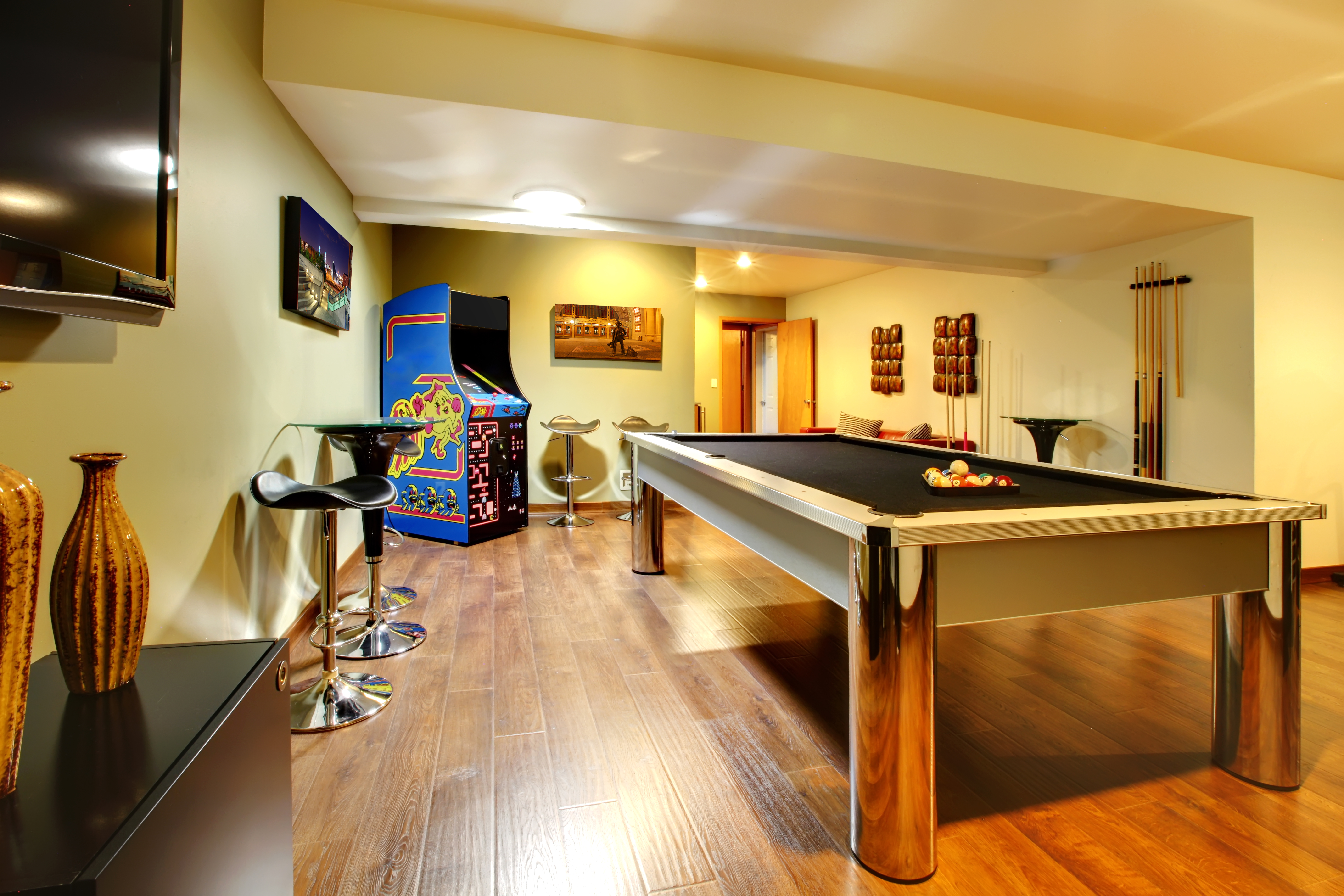 bigstock-Play-Party-Room-Home-Interior-30562541